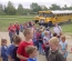 Lots of school children visit us each fall